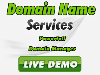 Cut-rate domain registration & transfer services